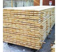 Обрезная доска осина 22х90х6000 (ТУ)