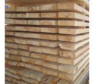 Обрезная доска осина 35х90х6000 (ТУ)