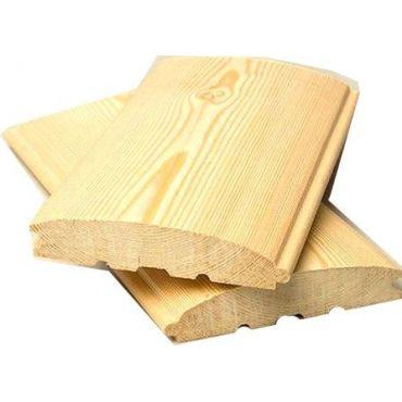 Блок хаус 28х140x6000 (камерной сушки в упаковках)
