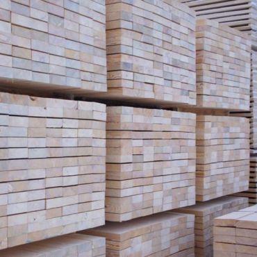 Строганная сухая доска 25x100х6000 (20х95х6000)