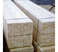 Строганная сухая  доска 25x150х6000 (20х145х6000)